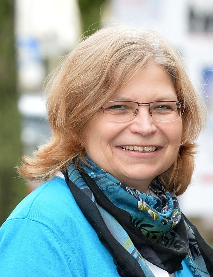 Expertin für interreligiösen Dialog: Cordula Canisius-Yavuz